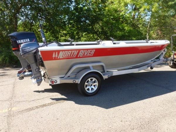 2008 North River 20' Scout