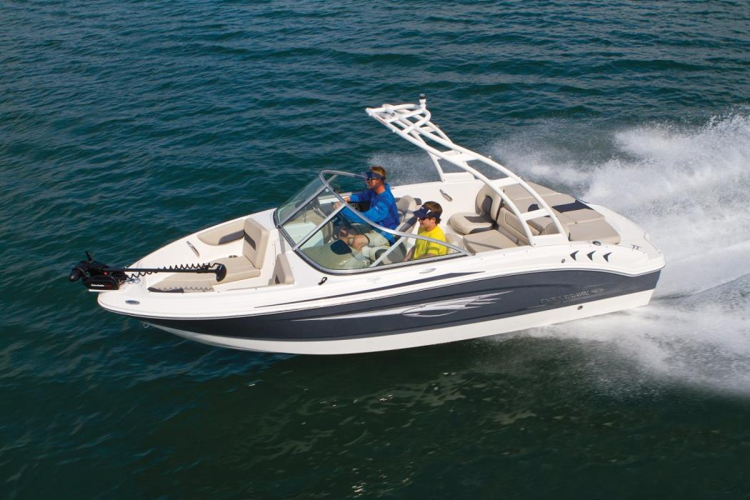Chaparral 19 boats for sale in wisconsin for Fish and ski
