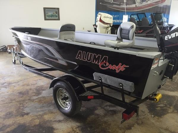 2016 Alumacraft Escape 165 Tiller