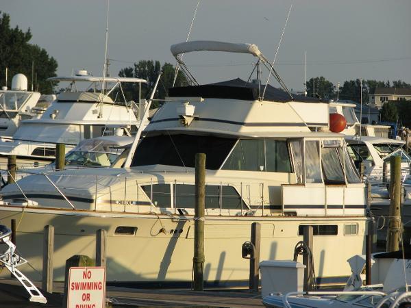 1973 Chris Craft1 410 Motor Yacht