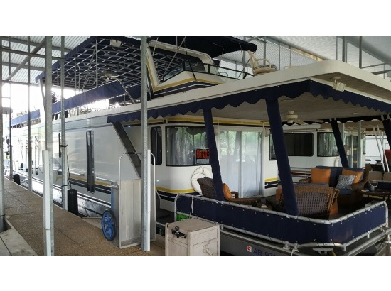 2002 Lakeview Yachts 16x77 Houseboat