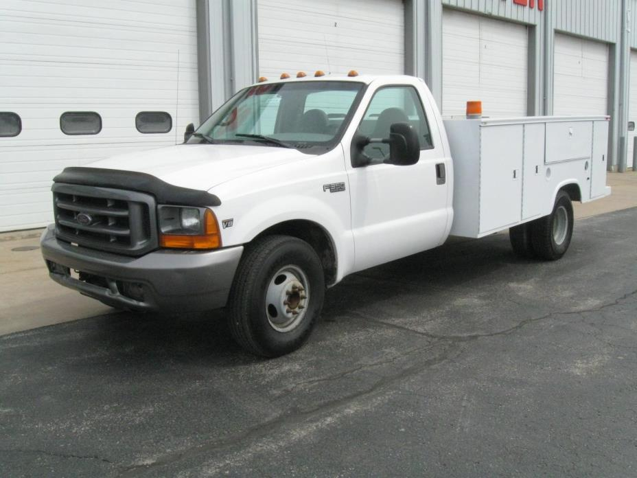 1999 Ford F350  Contractor Truck