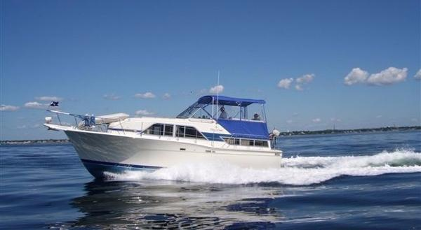 1986 Chris Craft Catalina 350