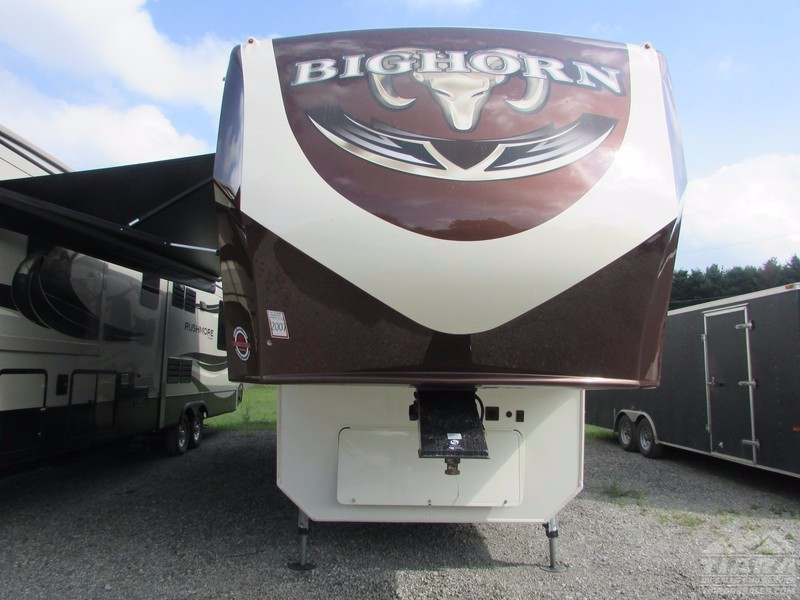 Heartland bighorn 3875 rvs for sale for Premier motors elkhart in
