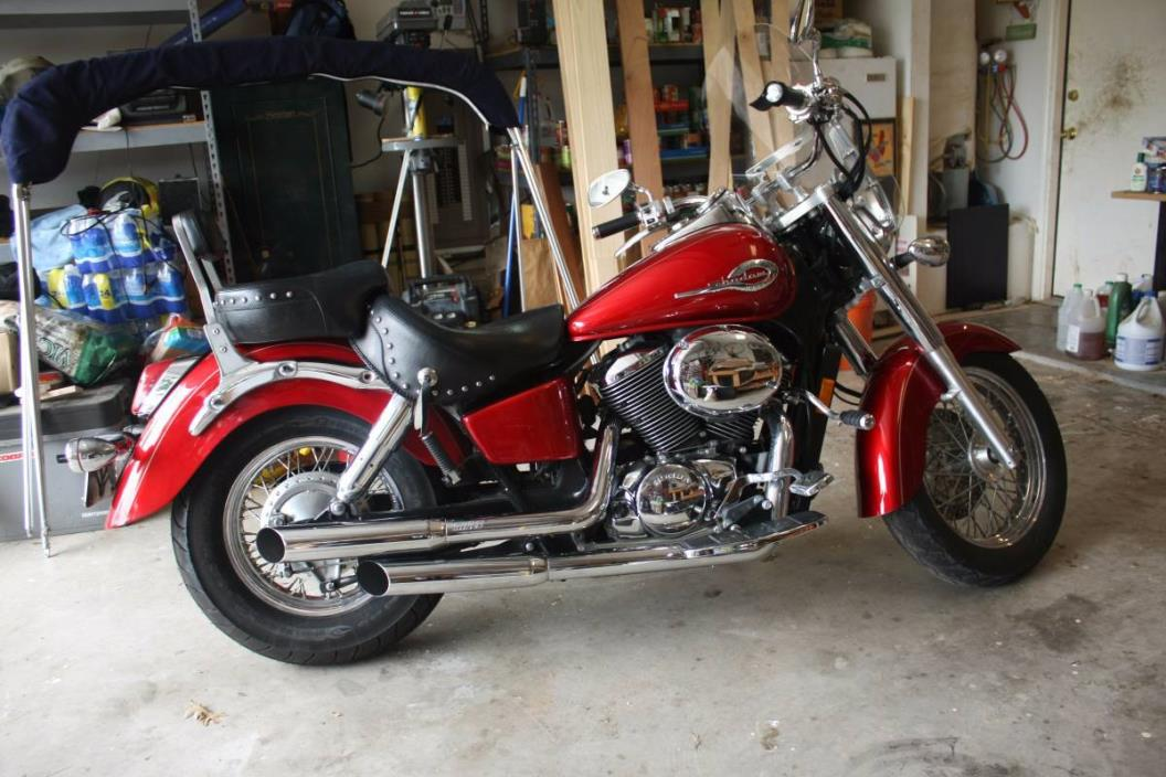 Honda shadow ace motorcycles for sale in frisco texas for Honda of frisco