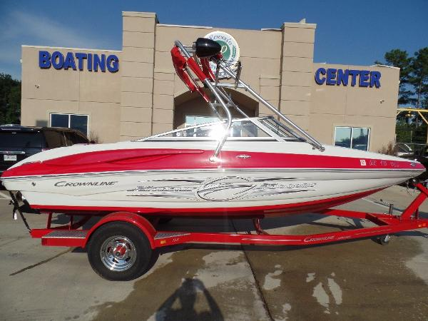 2012 Crownline 195SS