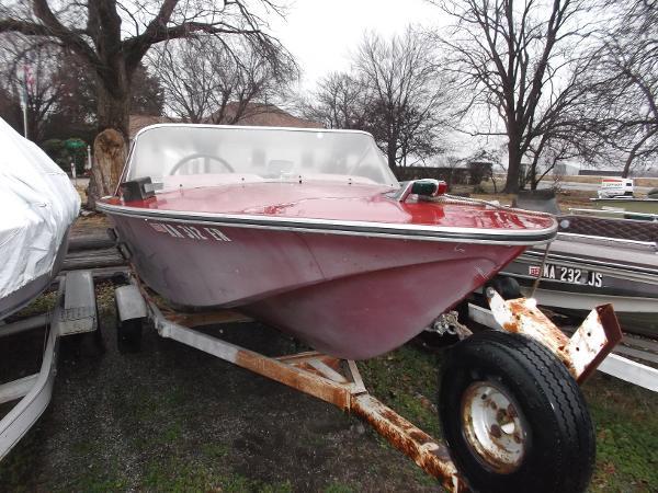 1970 Chrysler Ski Boat