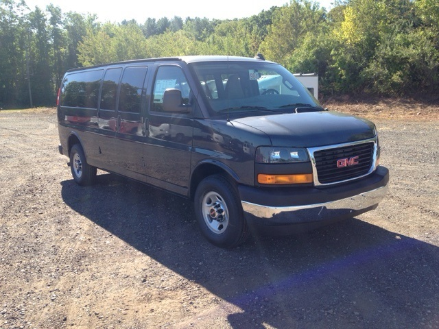 2017 Gmc Savana G1500 Passenger Van