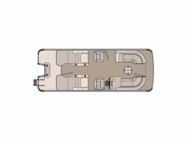 2016 Avalon LSZ Rear Lounger 24'