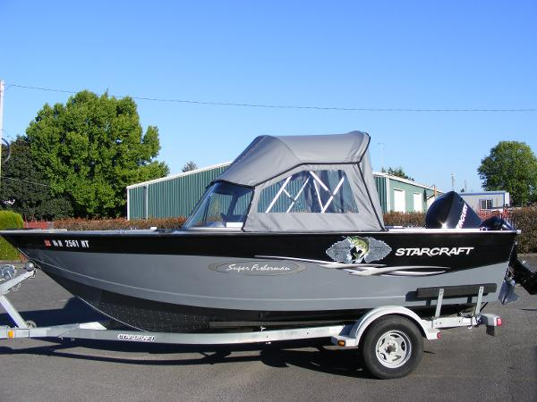 2006 Starcraft Super Fisherman 170