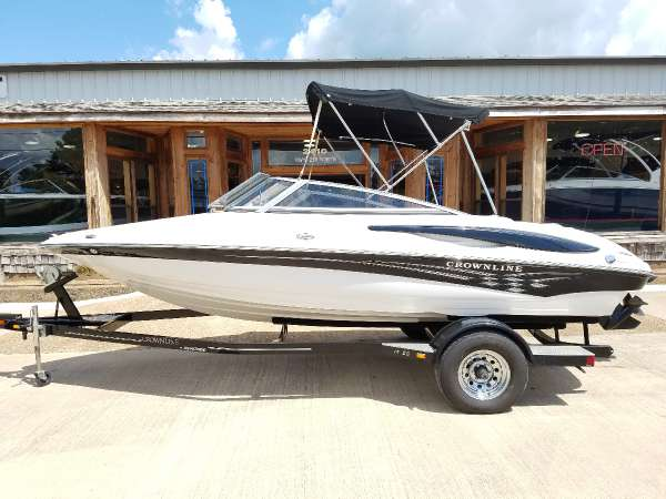 2007 Crownline 19 SS