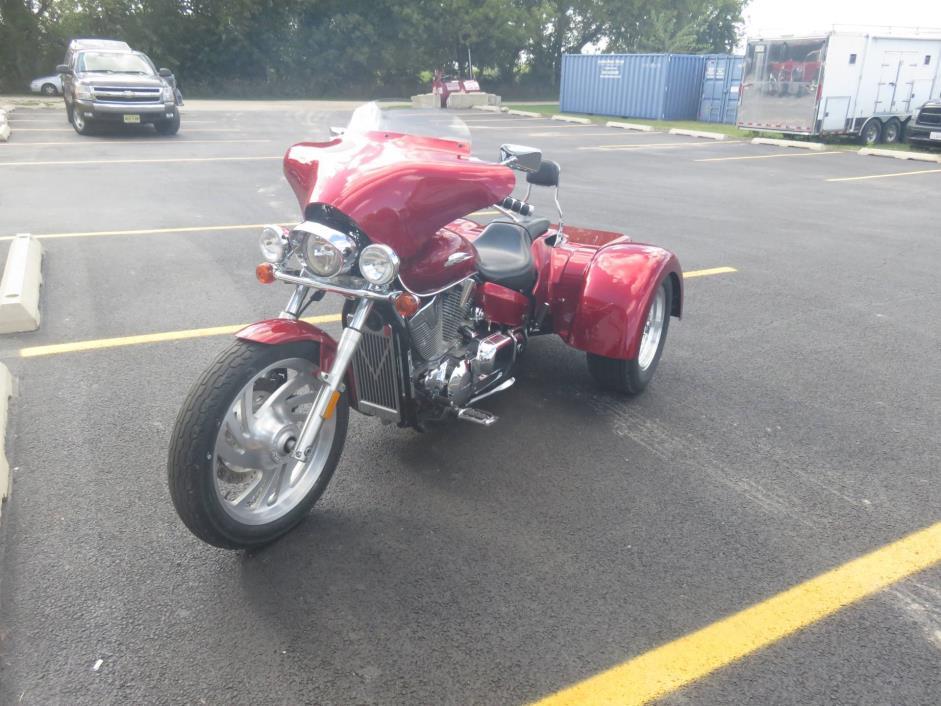 2009 Champion Trikes Honda VTX 1300