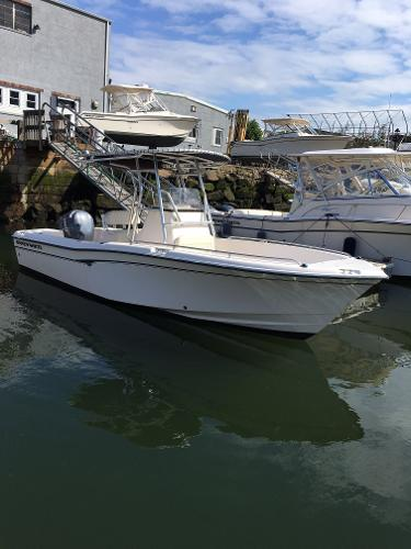 2003 Grady-White Fisherman 222
