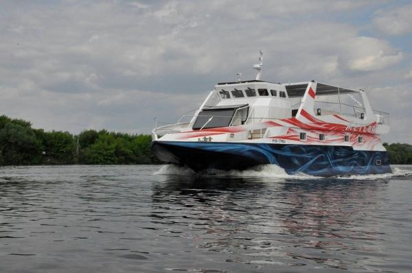 2015 Catamaran Cruisers Wave Piercing