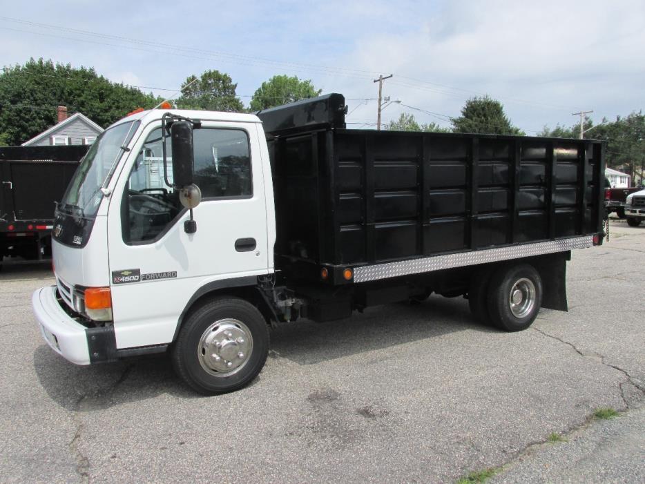 2004 Chevrolet W4500 Dump Truck