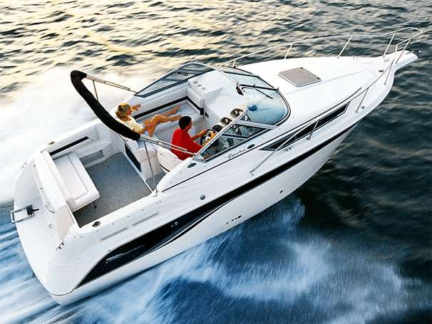 1997 Chaparral Signature 27