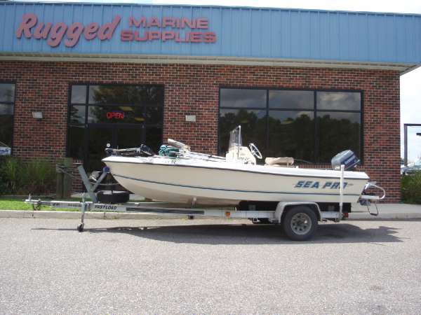 1999 Sea Pro 170CC