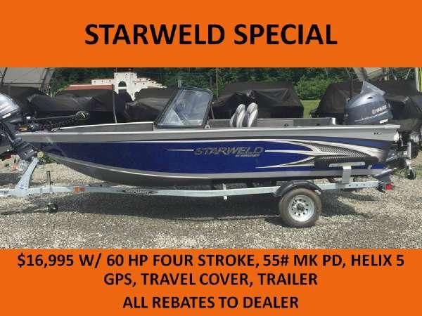 2016 Starweld 1600 DC