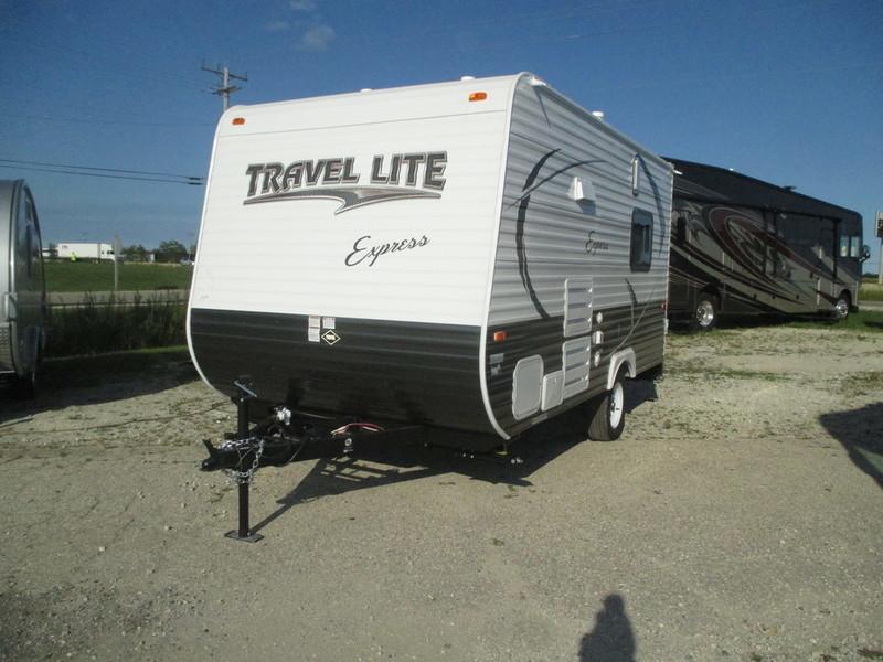 2016 Travel Lite Express E16TH