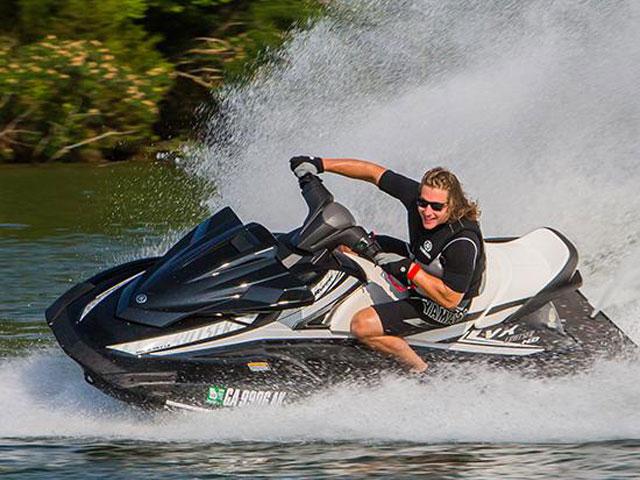 2016 Yamaha VX CRUISER HO