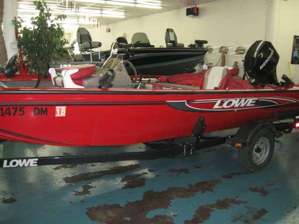 2007 Lowe 175 Stinger