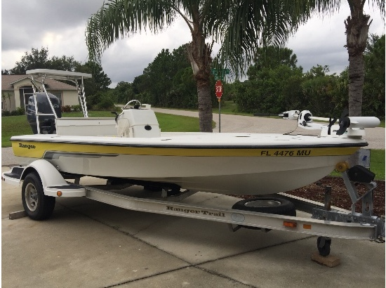 Ranger 191 Cayman Boats For Sale