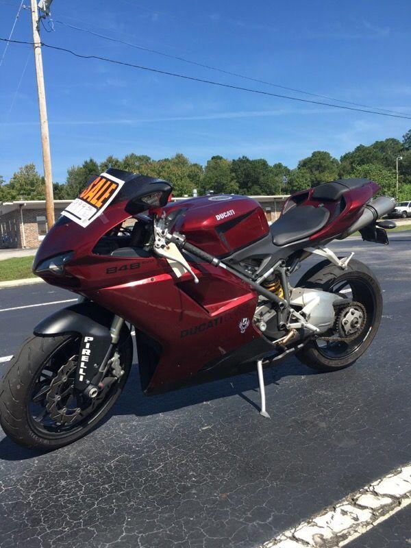 ducati 848 motorcycles for sale in jacksonville florida. Black Bedroom Furniture Sets. Home Design Ideas
