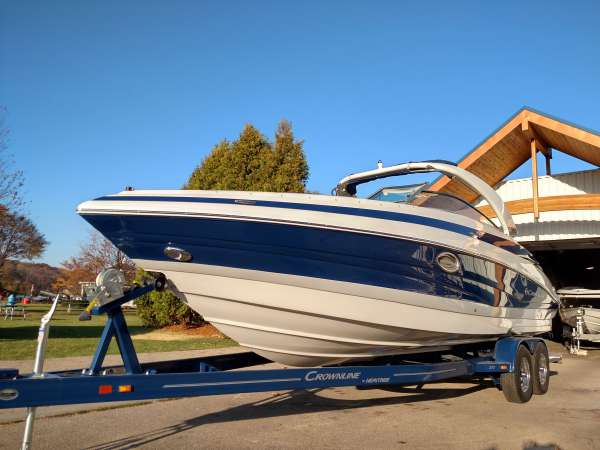 2016 Crownline 270 SS With Arch