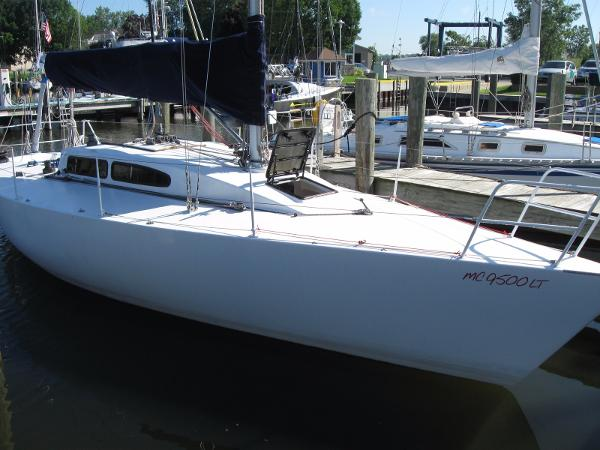 1980 Nelson Marek 36 Custom