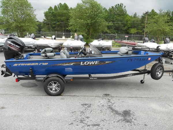 2015 Lowe 175 Stinger