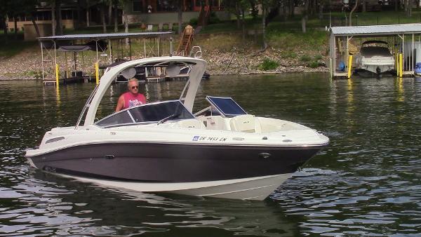 2007 Sea Ray 250 Select