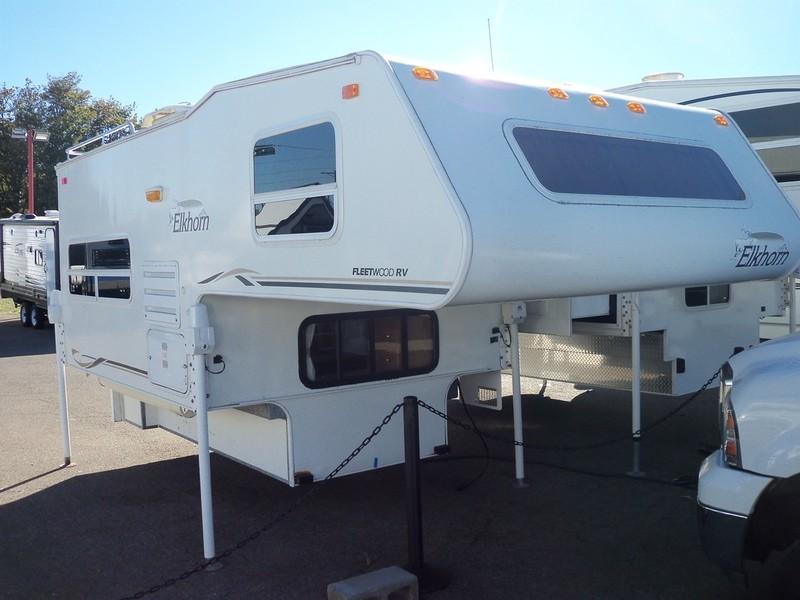 Elkhorn 8 Camper Rvs For Sale