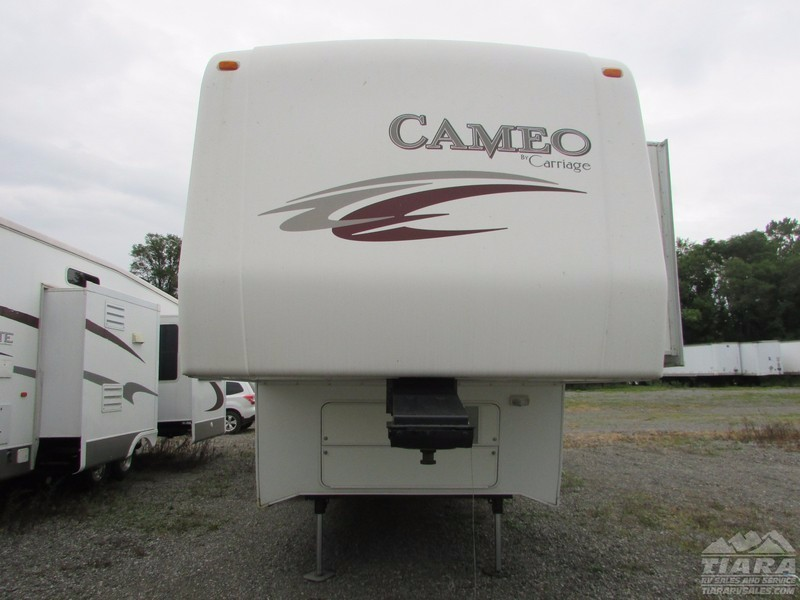 2010 Carriage Cameo 37KS3