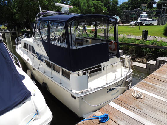 Chris Craft Catalina 350 Boats for sale