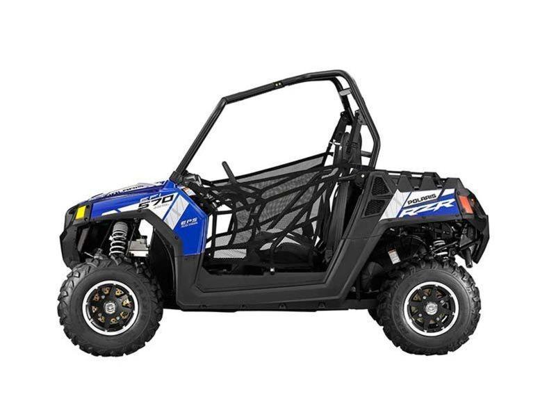 polaris rzr 570 eps trail le blue fire motorcycles for sale. Black Bedroom Furniture Sets. Home Design Ideas