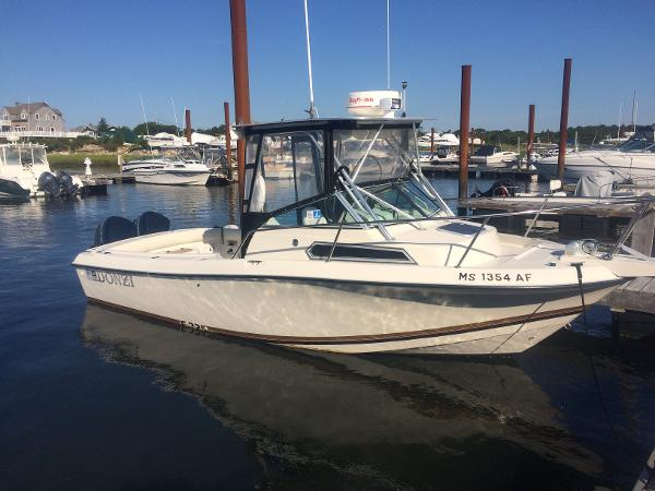 Donzi f 23 boats for sale for Donzi fishing boats