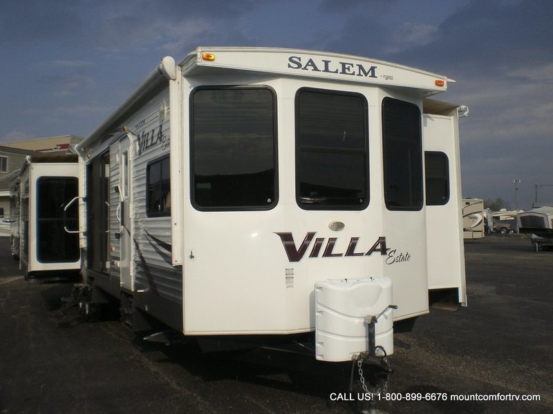 2013 Forest River Salem Villa 393RLT