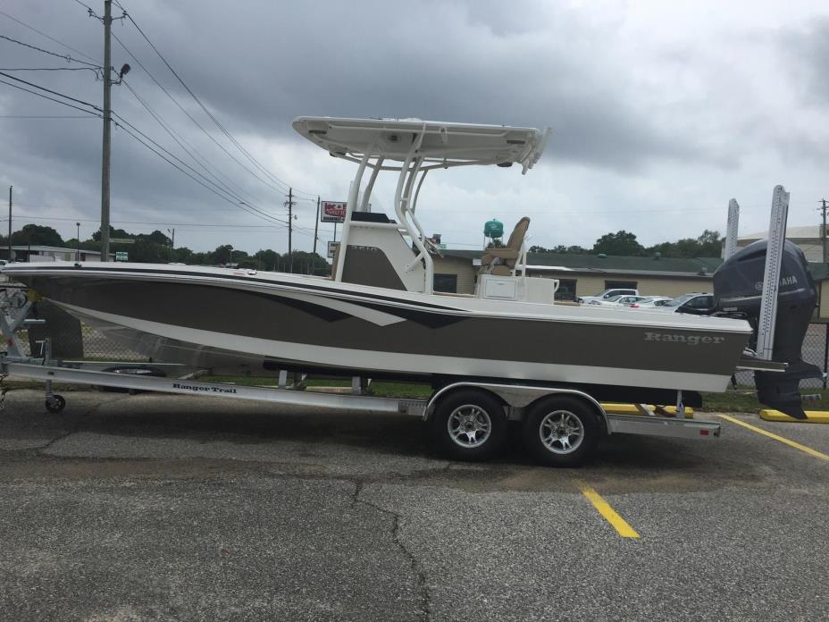 Ranger 2510 Bay Ranger Boats For Sale