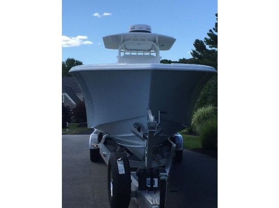 2014 Yellowfin 34 CC ONLY 141 HOURS.FRESHWATER BOAT