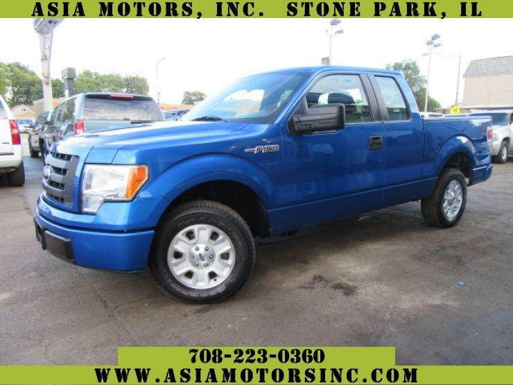 Ford f150 cars for sale in stone park illinois for Asia motors stone park