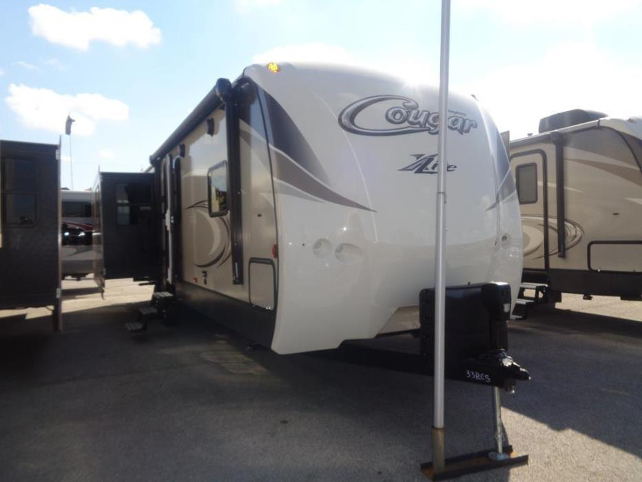 2017 Keystone Cougar 33RES TRAVEL TRAILER