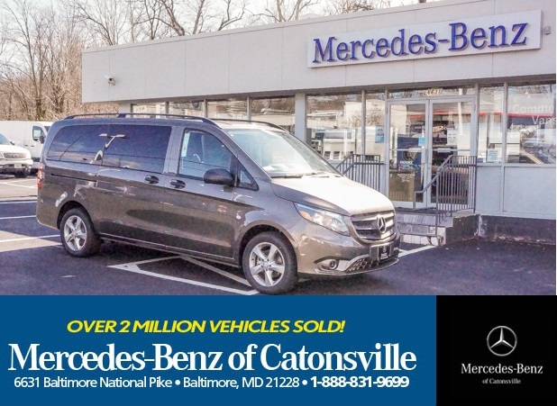 2016 Mercedes-Benz Metris Base Van