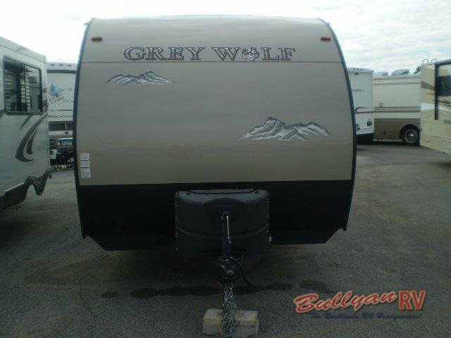 2016 Forest River Rv Cherokee Grey Wolf 26BH