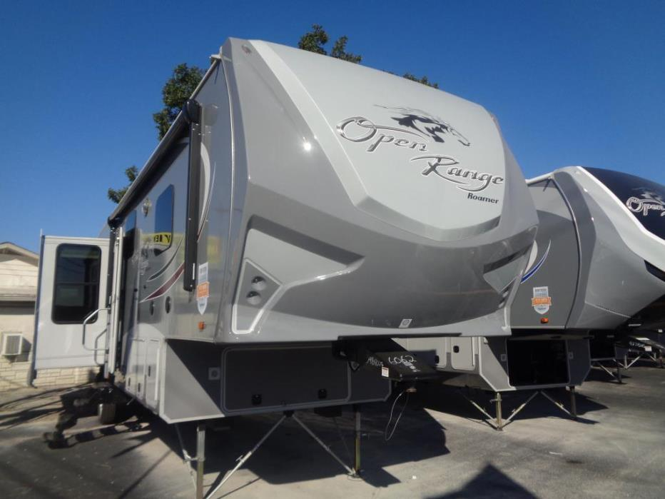 2017 Open Range Roamer 348RLS FIFTH WHEEL