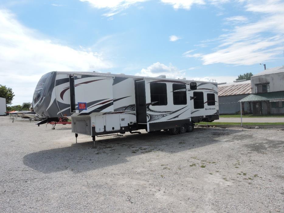 2012 Heartland Road Warrior 415 Rvs For Sale