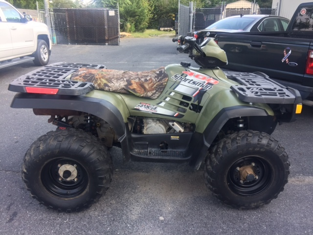 2004 Polaris Sportsman 400 Motorcycles For Sale
