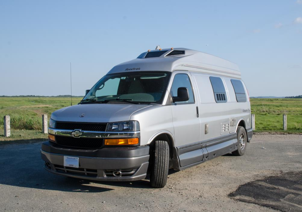 Roadtrek Rvs For Sale In Massachusetts