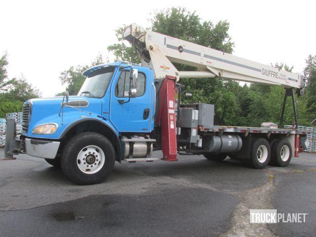 2006 Terex Bt4792  Bucket Truck - Boom Truck