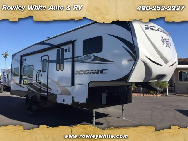 2018 Eclipse Rv Iconic 2817CKG
