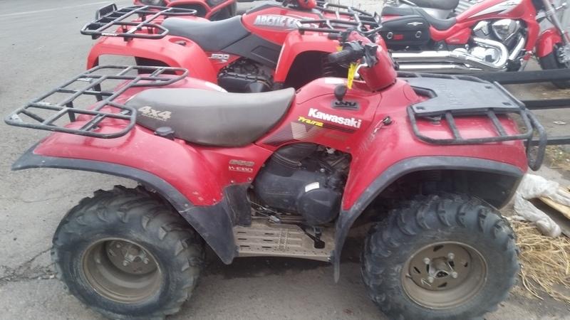 2003 Kawasaki Prairie Motorcycles for sale